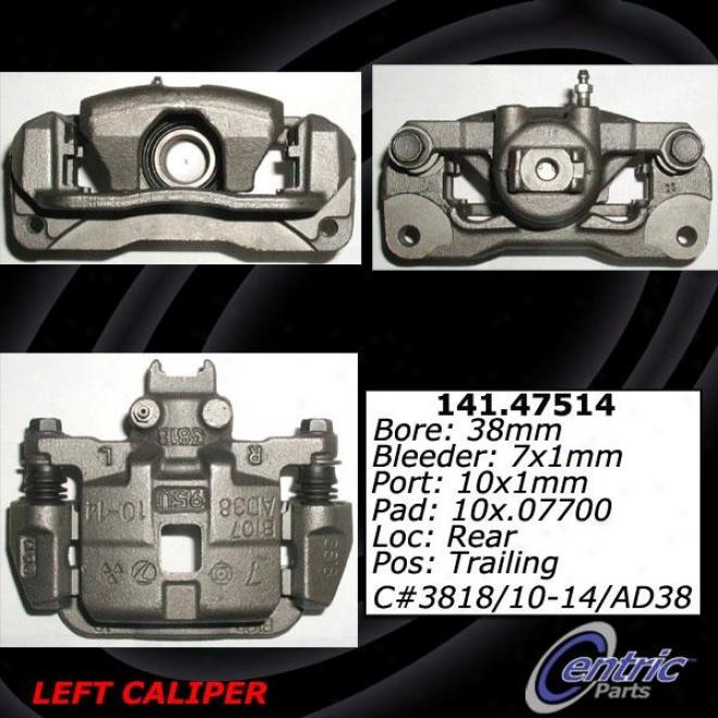 Centric Parts 141.47514 Subaru Parts