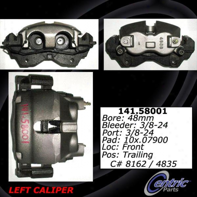 Centric Parts 141.58001 Jeep Brake Calipers