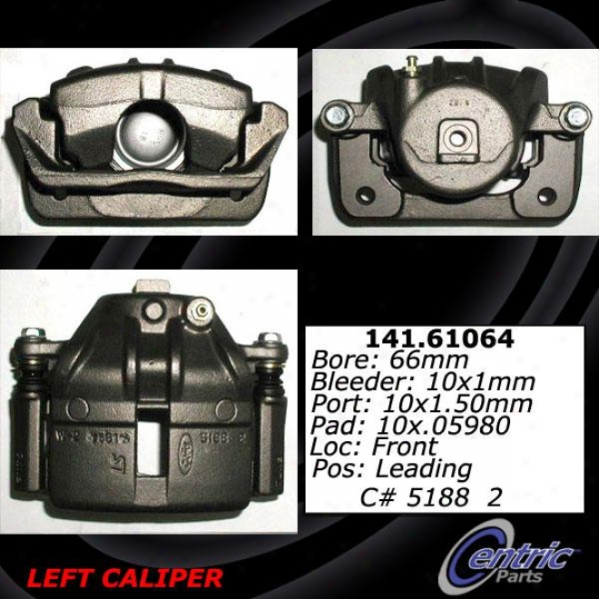 Centric Parts 141.61064 Ford Parts