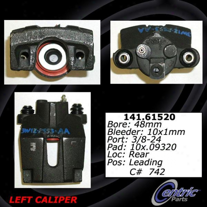 Centric Parts 141.61519 Lincoln Parts
