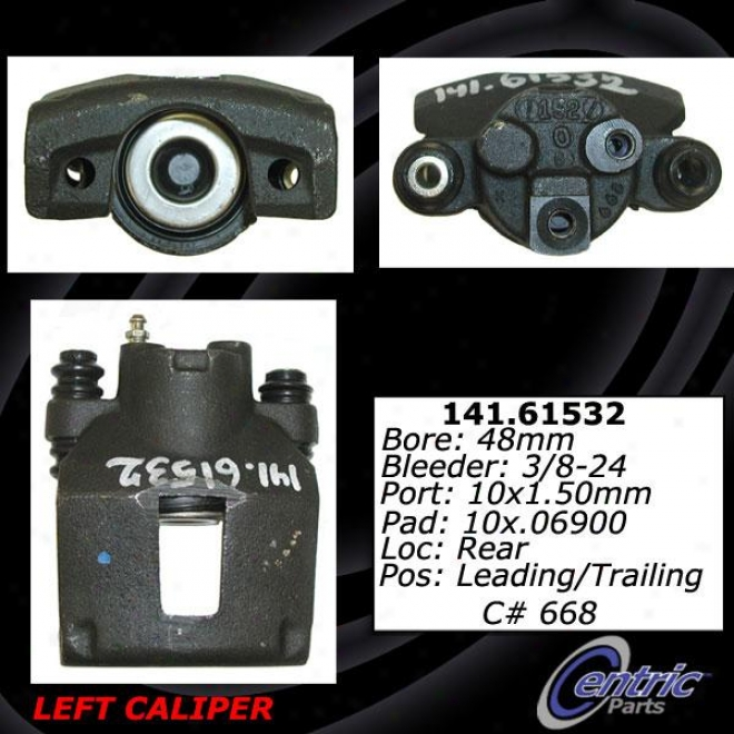 Centric Parts 141.61532 Lincoln Parts
