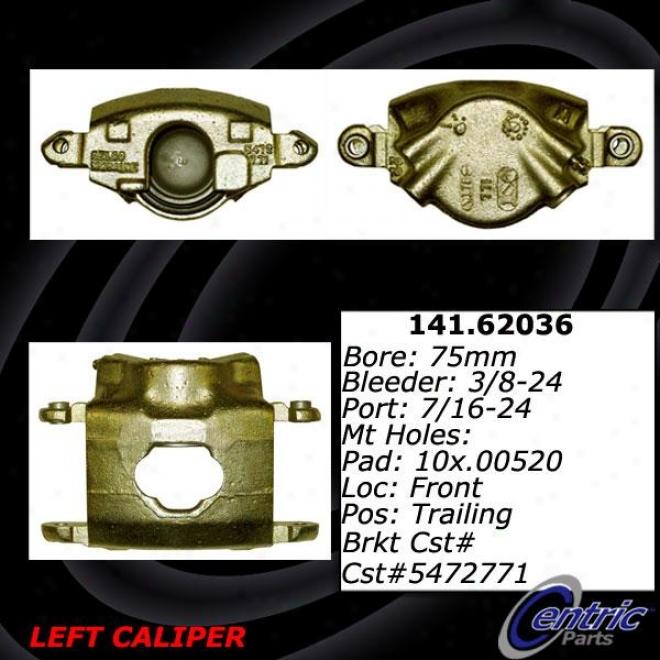 Centric Parts 141.62036 Cadillac Parts