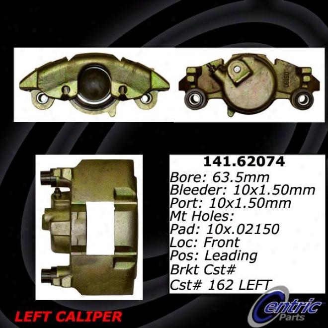 Centric Parts 141.62074 Chevrolet Parts