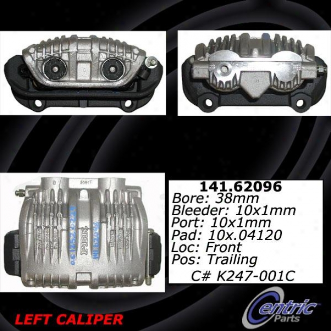 Centric Quarters 141.62095 Cadillac Parts