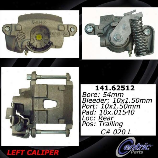 Centric Parts 141.62512 Pontiac Brake Calipers