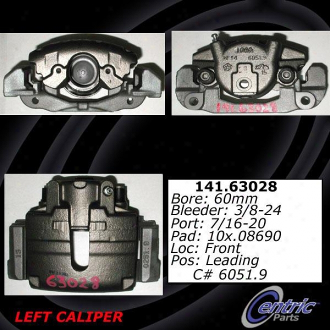 Centric Parts 141.63028 Plymouth Brake Calipers