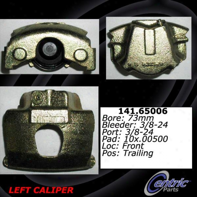 Centric Parts 141.65006 Ford Parts