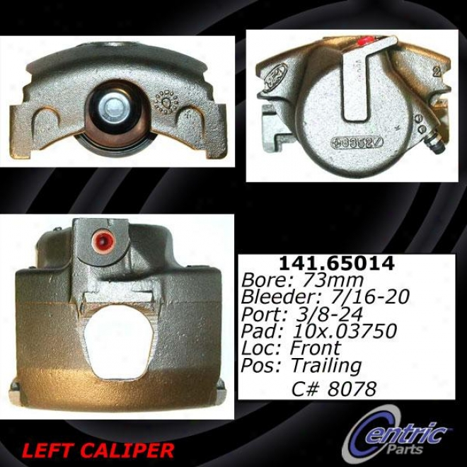 Centric Parts 141.65014 Ford Brake Calipers