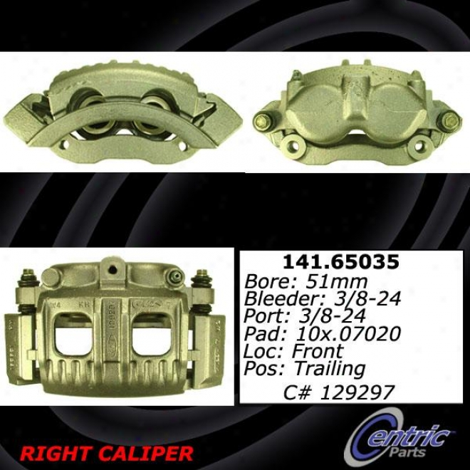 Centric Parts 141.65035 Lincoln Brake Calipers
