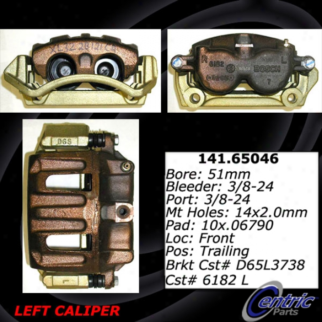 Centric Parts 141.65045 Ford Brake Calipers