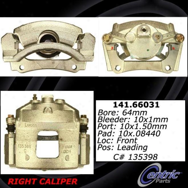 Centric Parts 141.66031 Pontiac Parts