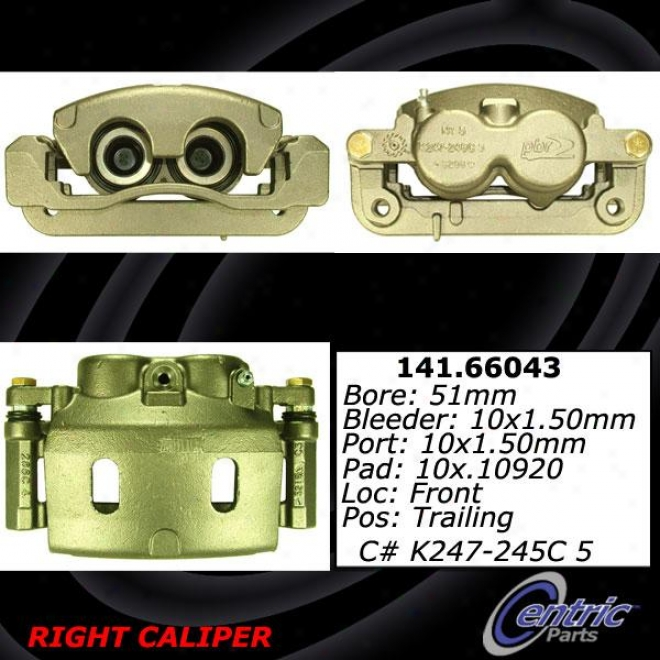 Centric Parts 141.66043 Chevrolet Brake Calipers