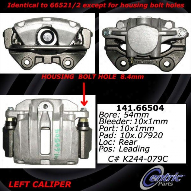 Centric Parts 141.66504 Gmc Brake Calipers