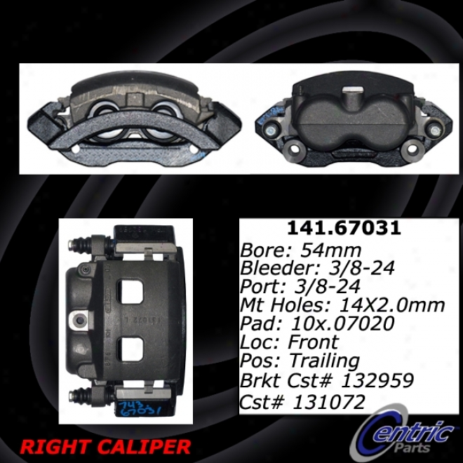 Centric Parts 141.67031 Dodge Parts