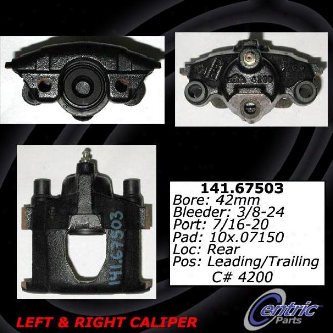 Centric Parts 141.67503 Dodge Parts