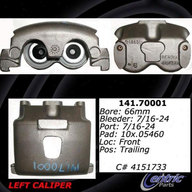 Centric Parts 141.70001 Chevrolet Parts