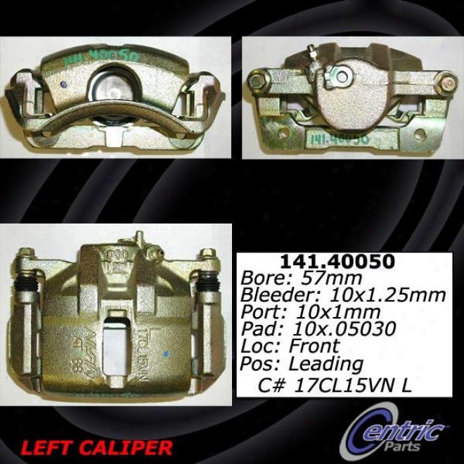 Centric Parts 142.40049 Isuzu Parts