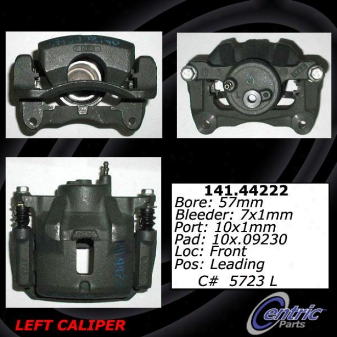 Centric Parts 142.44222 Toyota Parts