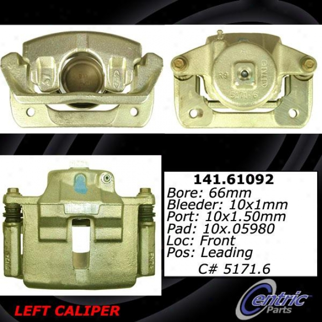Centric Parts 142.61092 Ford Parts