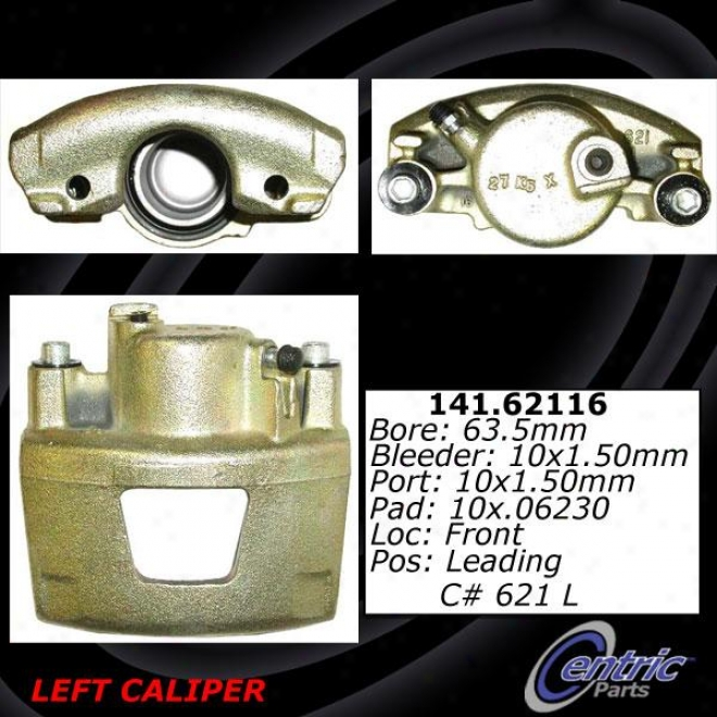 Centric Parts 142.62116 Pontiac Parts