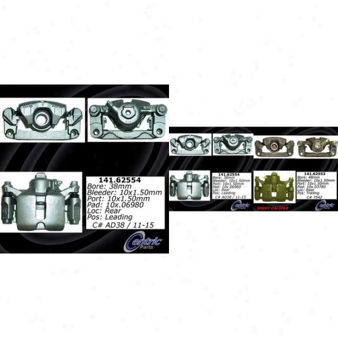 Centric Parts 142.62553 Chevrolet Parts