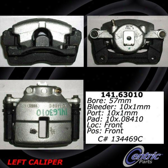 Centric Parts 142.63009 Chrysler Parts