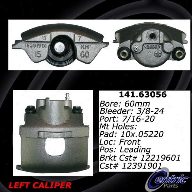 Centric Parts 142.63056 Dodge Parts