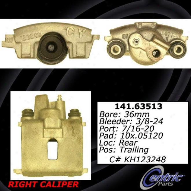 Centric Talents 142.63513 Chrysler Parts