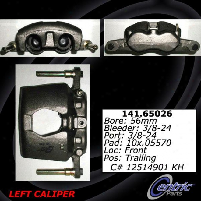 Centric Parts 141.65026 Foord Thicket Calipers