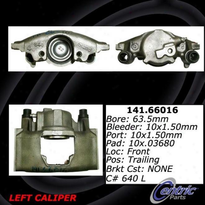 Centric Parts 142.66016 Chevrolet Parts