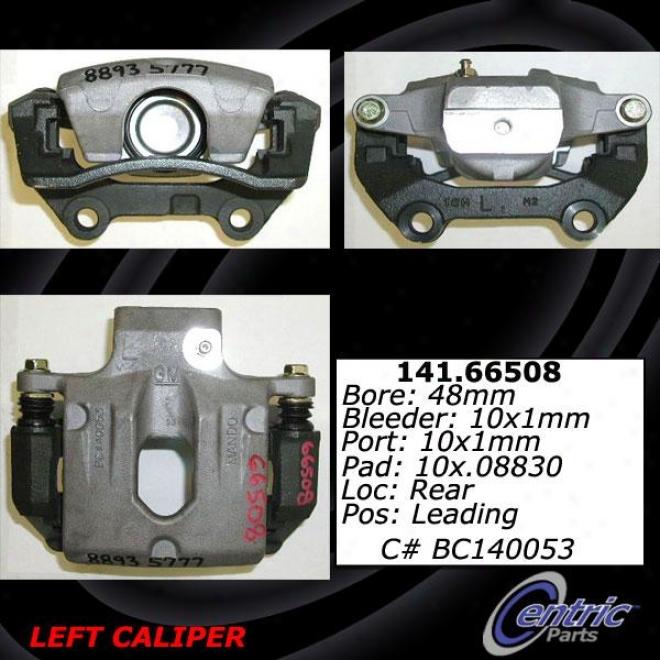 Centric Parts 142.66507 Chevrolet Parts