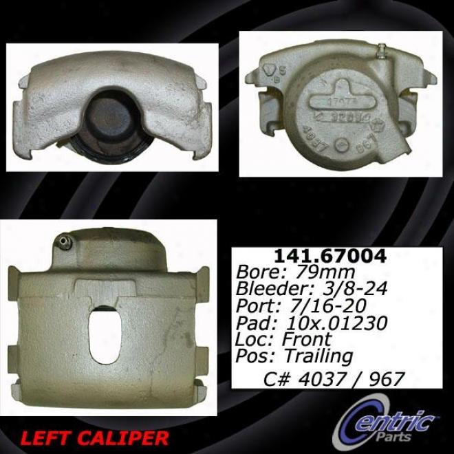 Centric Parts 142.67003 Dodge Parts