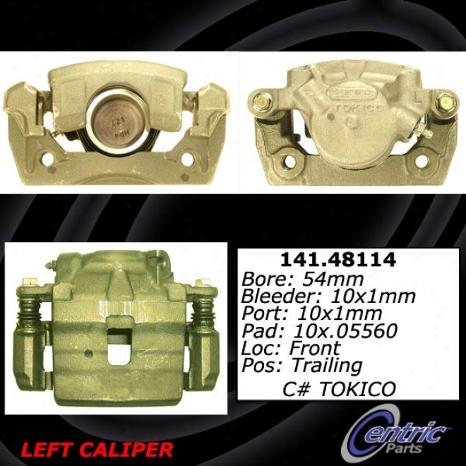 Centric Parts  Brake Hardware Kits Centric Parts 142.48114