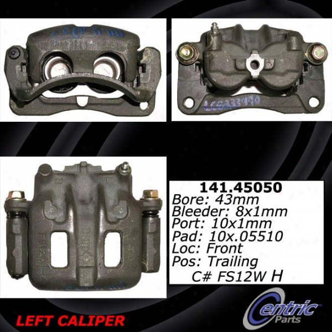 Centric Parts  Brake Pad Sensors Centric Parts 142.45050