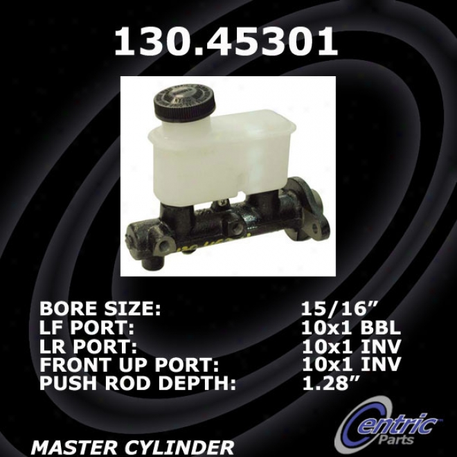Ctek By Centric 131.45301 Mercury Parts