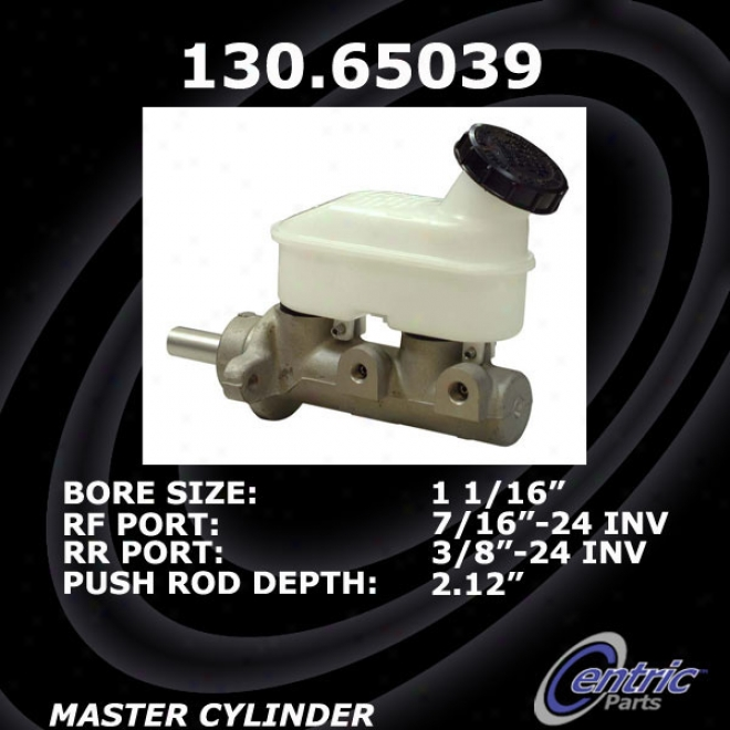 Ctek Through  Centric 131.65039 Ford Parts