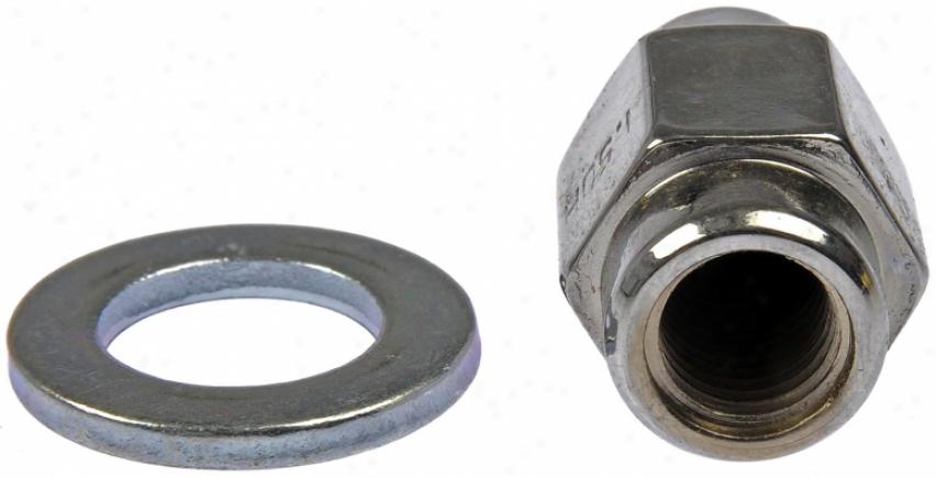 Dorman Autograde 711-307 711307 Mazda Wheel Studs Nuts