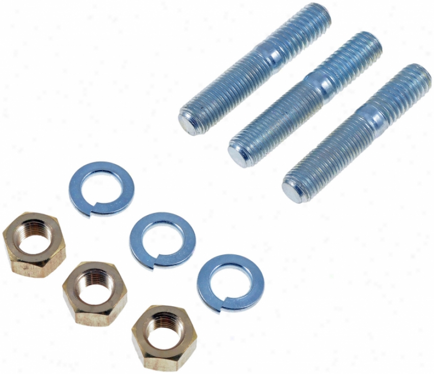 Dkrman Help 3103 Exhaust Small Parts