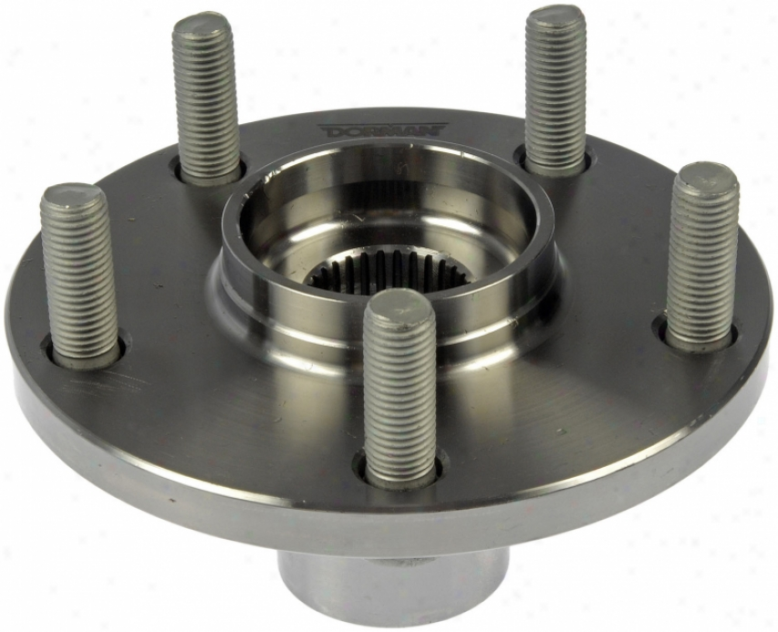 Dorman Oe Solutions 930-400 930400 Toyota Disc Brake Rotor Hub