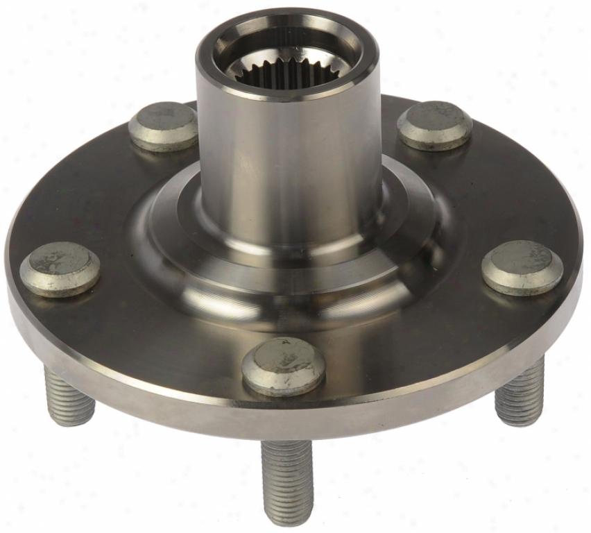 Dormam Oe Solutions 930-411 930411 Toyota Disc Brake Rotor Hub
