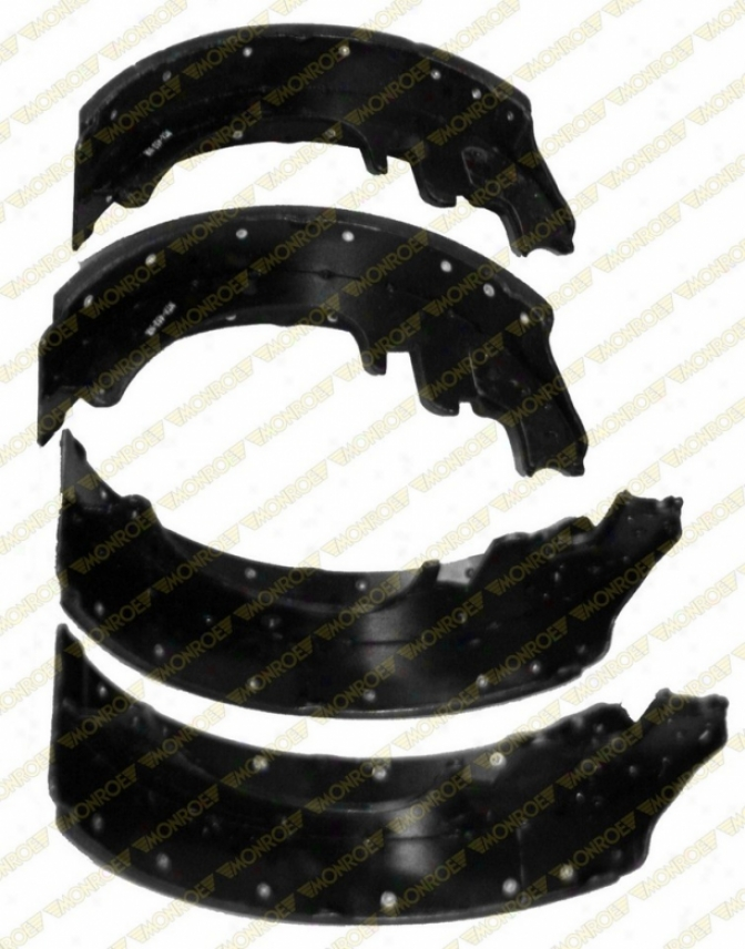 Monroe Premium Brake Pads Bx452r Buick Brake Shoes
