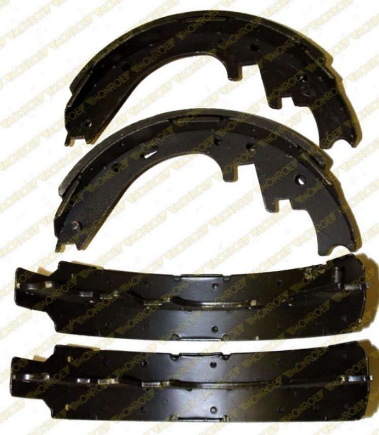 Monroe Premium Brake Pads Bx723 Dodge Parts