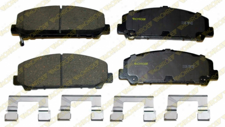 Monror Premium Brake Pads Cx1286 Infiniti Part