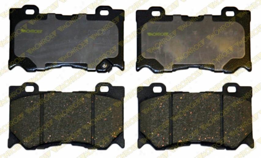 Monroe Premium Brake Pads Cx1346 Infiniti Parts