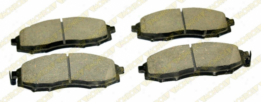 Monroe Premium Brake Pads Cx830 Honda Ceramic Brake Pads