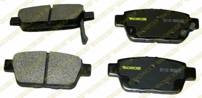 Monroe Premium Brake Pads Dx1103 Audi Parts