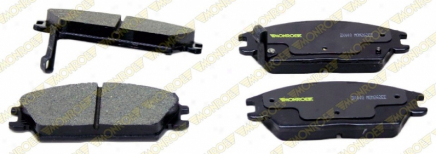 Monroe Premium Brake Pads Dx440 Ford Semi Metalic Brake Pads
