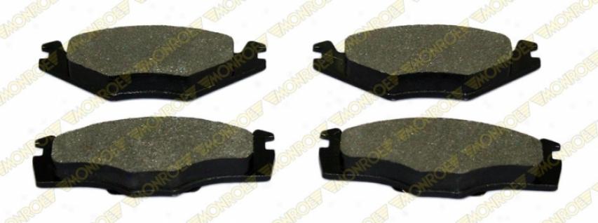 Monroe Premium Brake Pads Dx569a Lexus Parts
