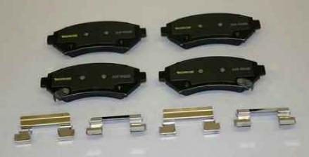 Monroe Premium Brake Pads Dx699 Nissan/datsun Semi Metalic Brake Pads