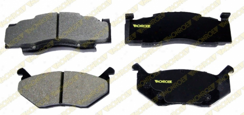 Monroe Premium Brake Pads Dx84 Chrysler Parts